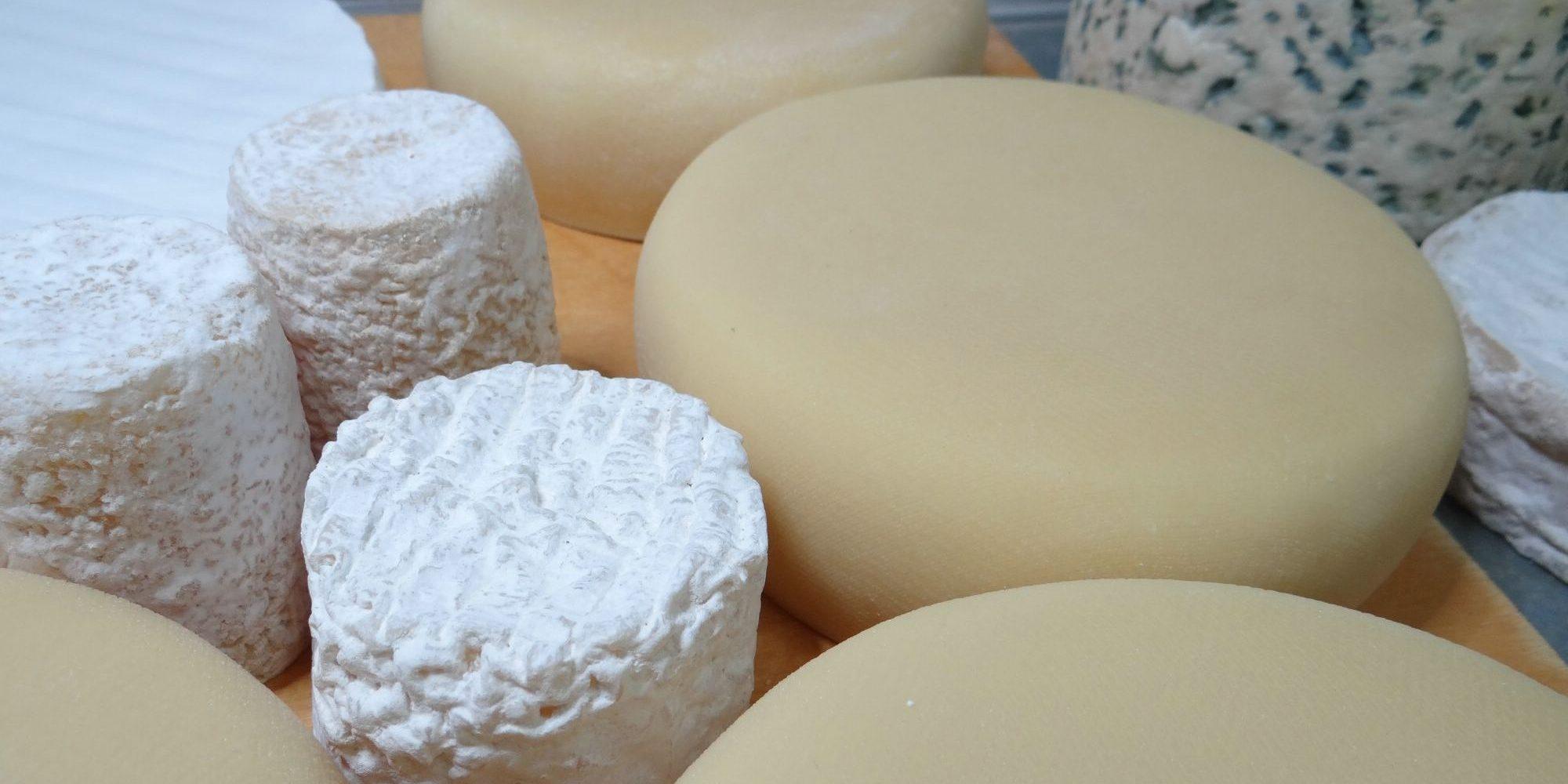 fromages factices de chaource affinés et autres variétés à pâte molle