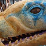 sculpture de dragon