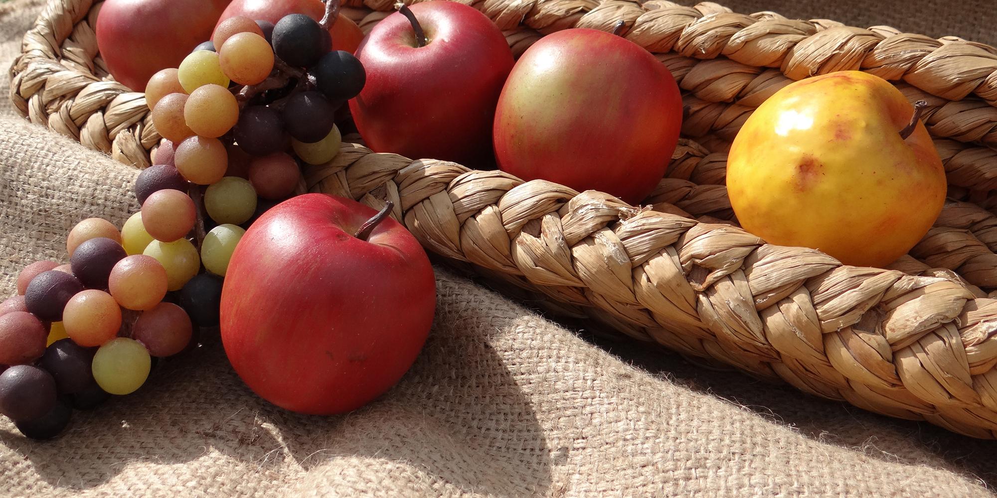 factices de pommes