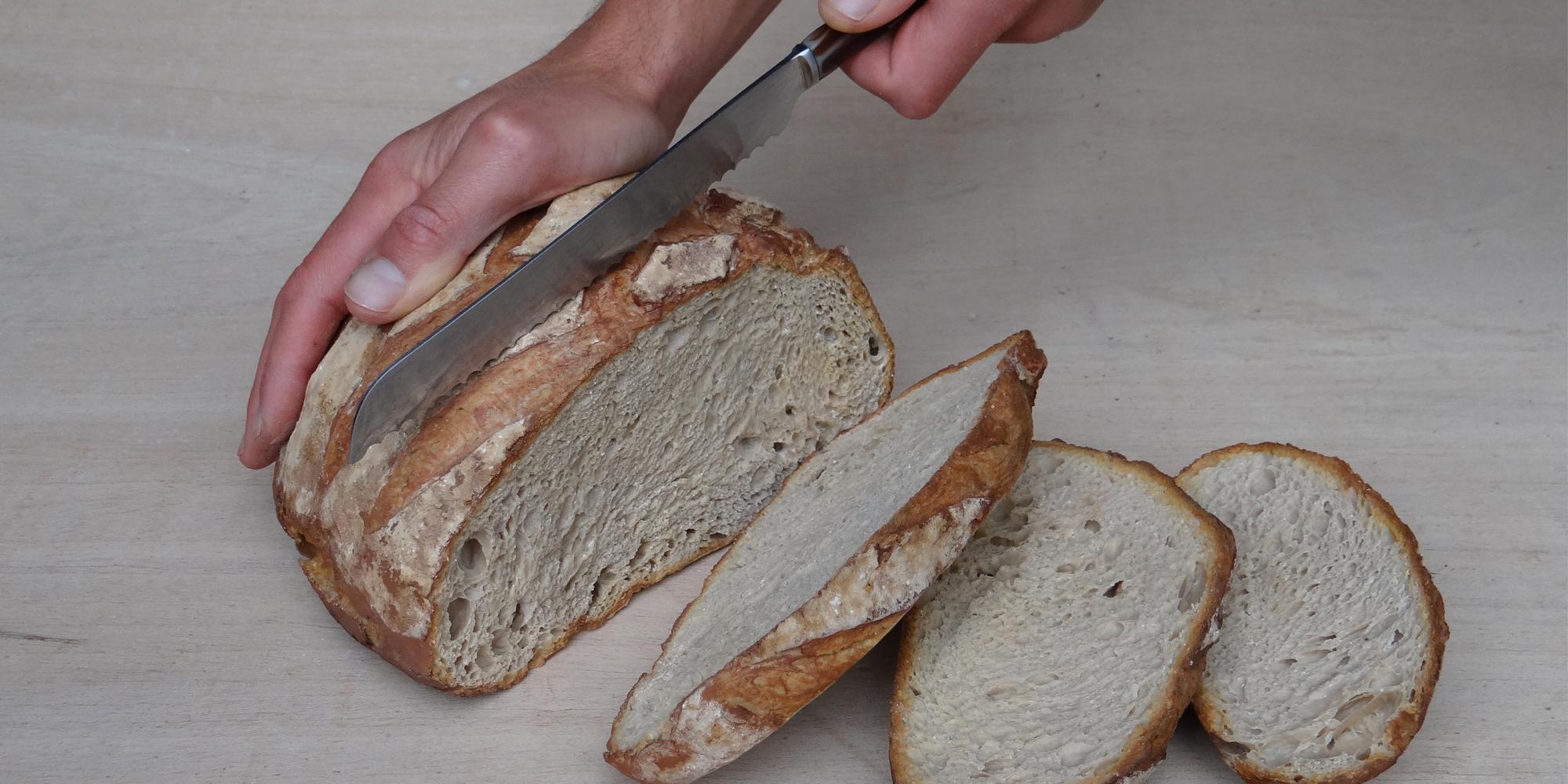 voici un pain factice tellement crédible que l'on s'y tromperait