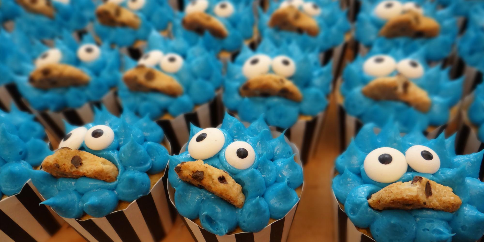 factices alimentaires cupcakes gâteaux résine